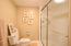 Master bathroom & shower