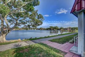 Beautiful Wide Lake View