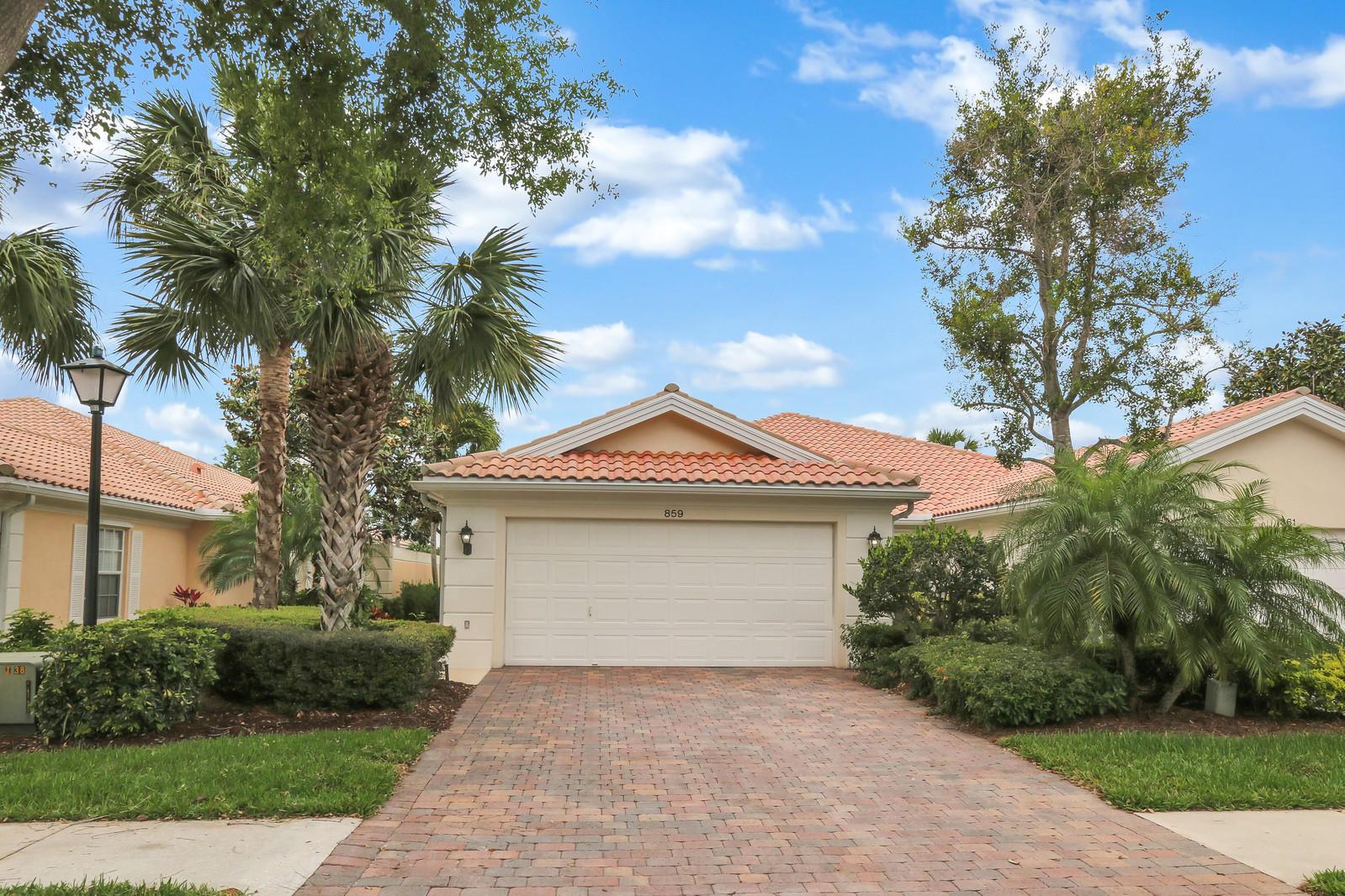 859 Niemen Drive Palm Beach Gardens FL 33410