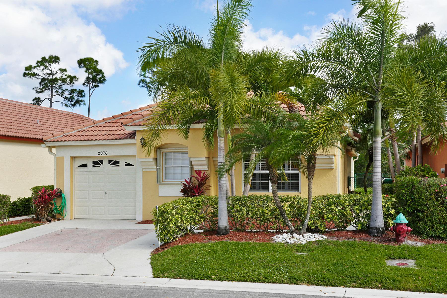 2076 Bonisle Circle Palm Beach Gardens FL 33418