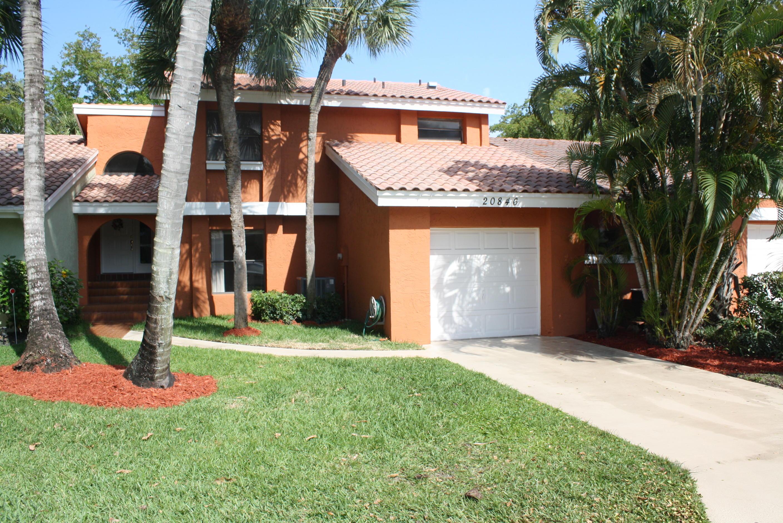 20846 Via Valencia Drive Boca Raton, FL 33433