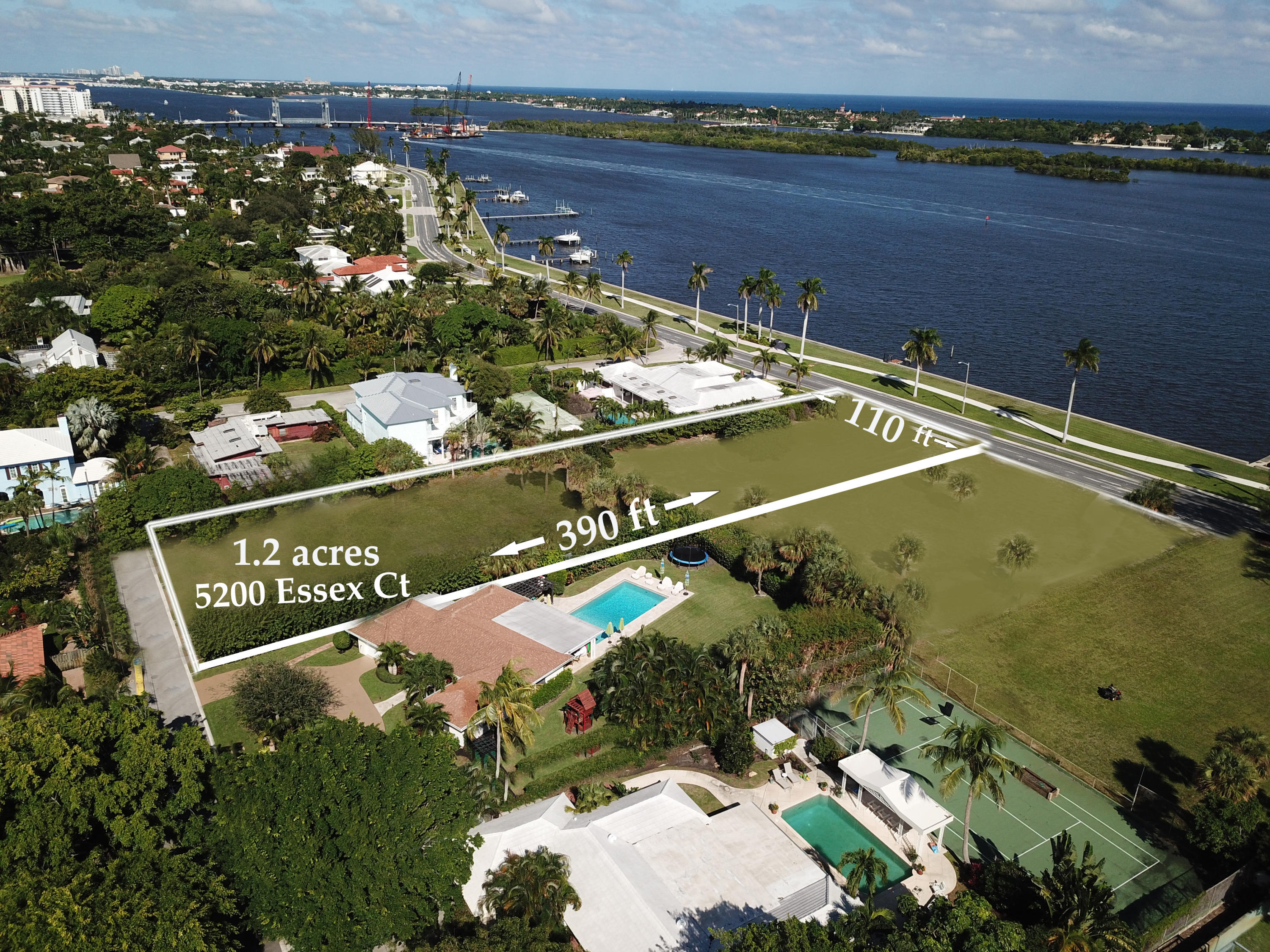 5200 Essex Court, West Palm Beach, Florida 33405, 3 Bedrooms Bedrooms, ,2 BathroomsBathrooms,Single Family,For Sale,Essex,RX-10522542