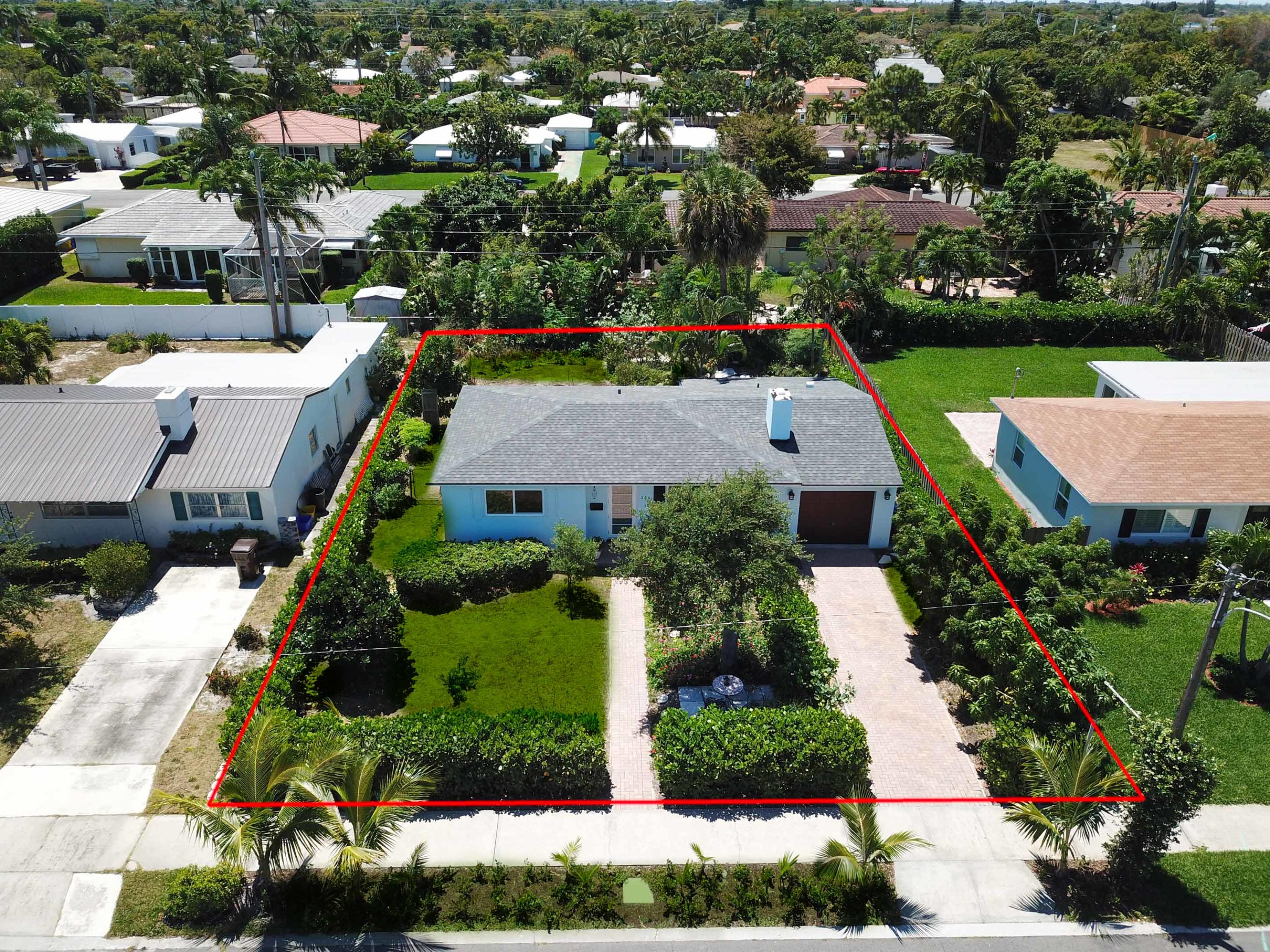Home for sale in HOMEWOOD 4TH ADD IN West Palm Beach Florida