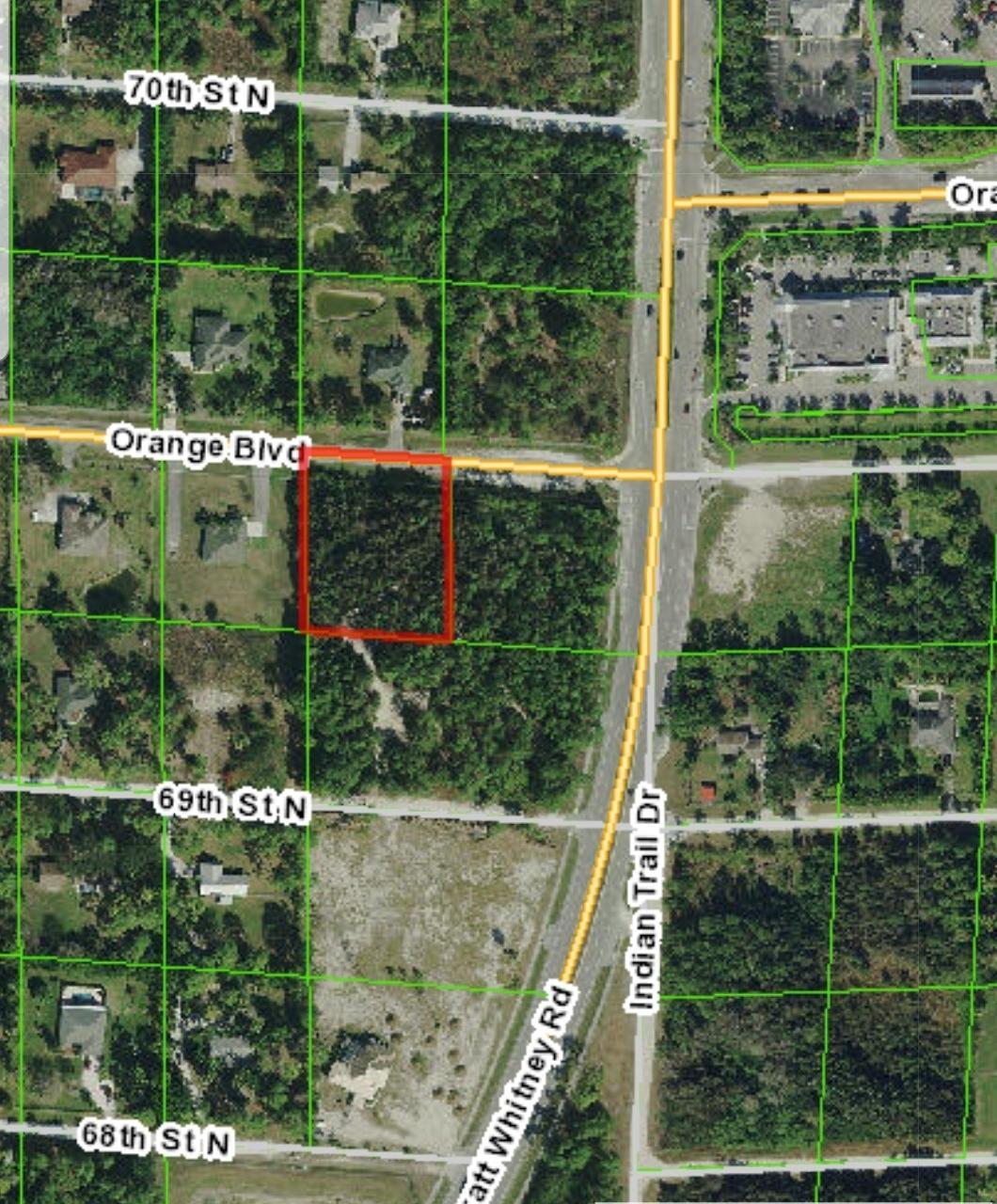 0 Orange Boulevard, Loxahatchee, Florida 33470, ,Land,For Sale,Orange,RX-10522637