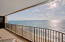31 foot Balcony - 8 feet wide directly over the ocean