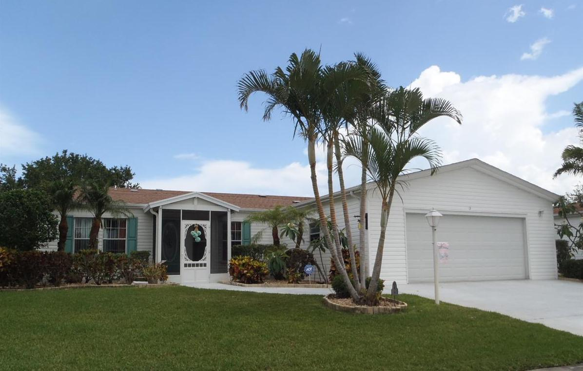3313 Red Tailed Hawk Drive, Port Saint Lucie, Florida 34952, 3 Bedrooms Bedrooms, ,2 BathroomsBathrooms,Mobile/manufactured,For Sale,Savanna Club,Red Tailed Hawk,RX-10522980