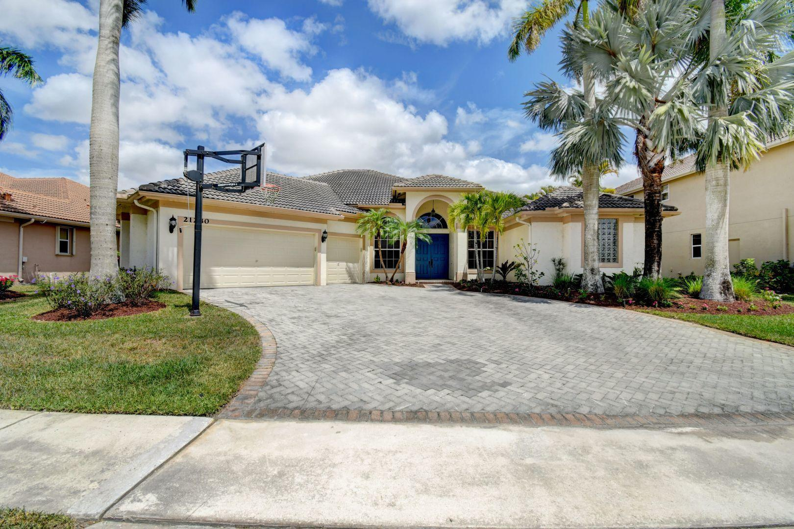 Photo of 21280 Rock Ridge Drive, Boca Raton, FL 33428