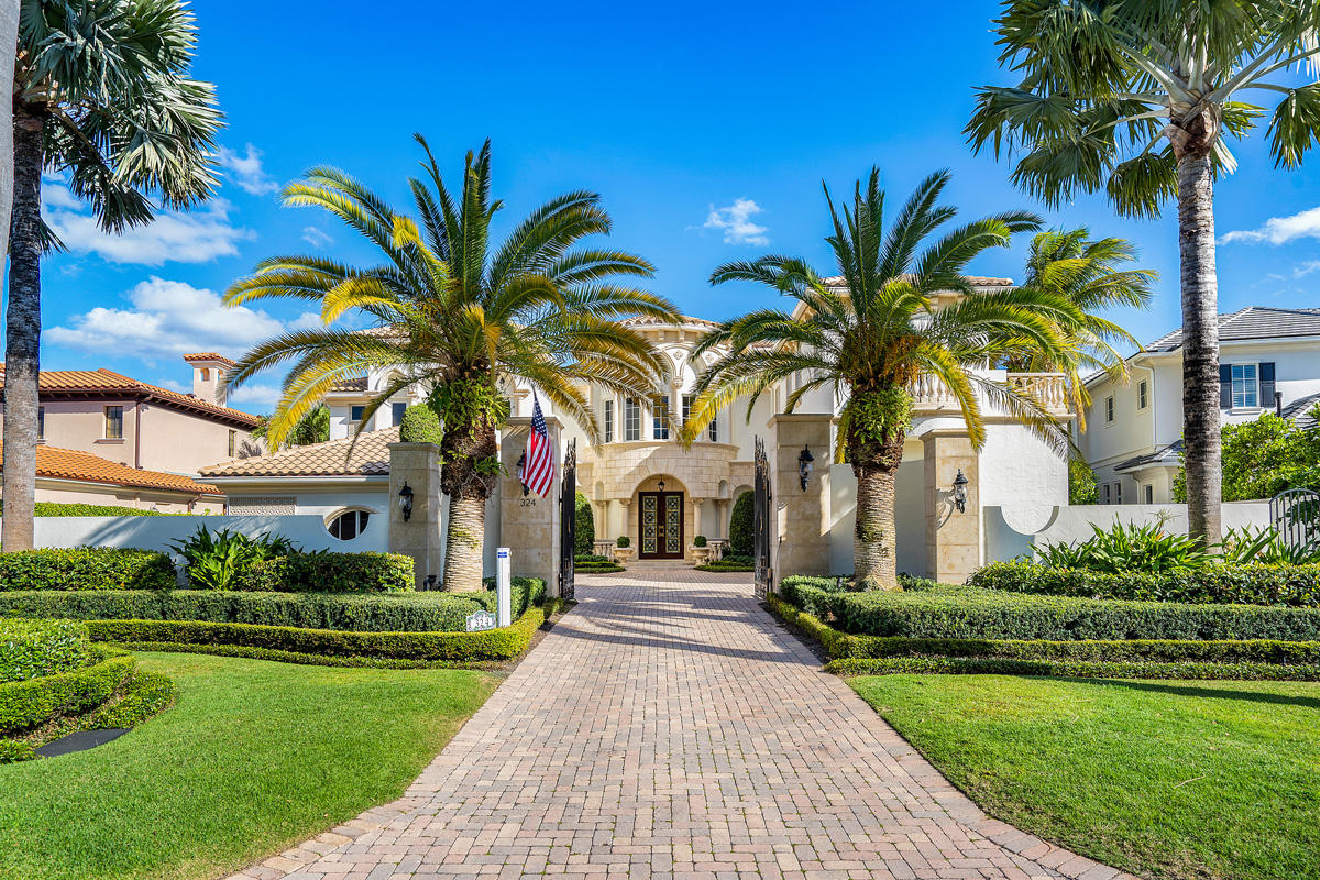 324 Coconut Palm Road, Boca Raton, Florida 33432, 5 Bedrooms Bedrooms, ,6.1 BathroomsBathrooms,Single Family,For Sale,Coconut Palm,RX-10523516