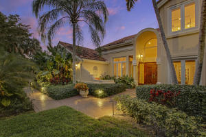 Welcome home to this Custom Estate home with 4,090 square feet. Lushly landscaped.
