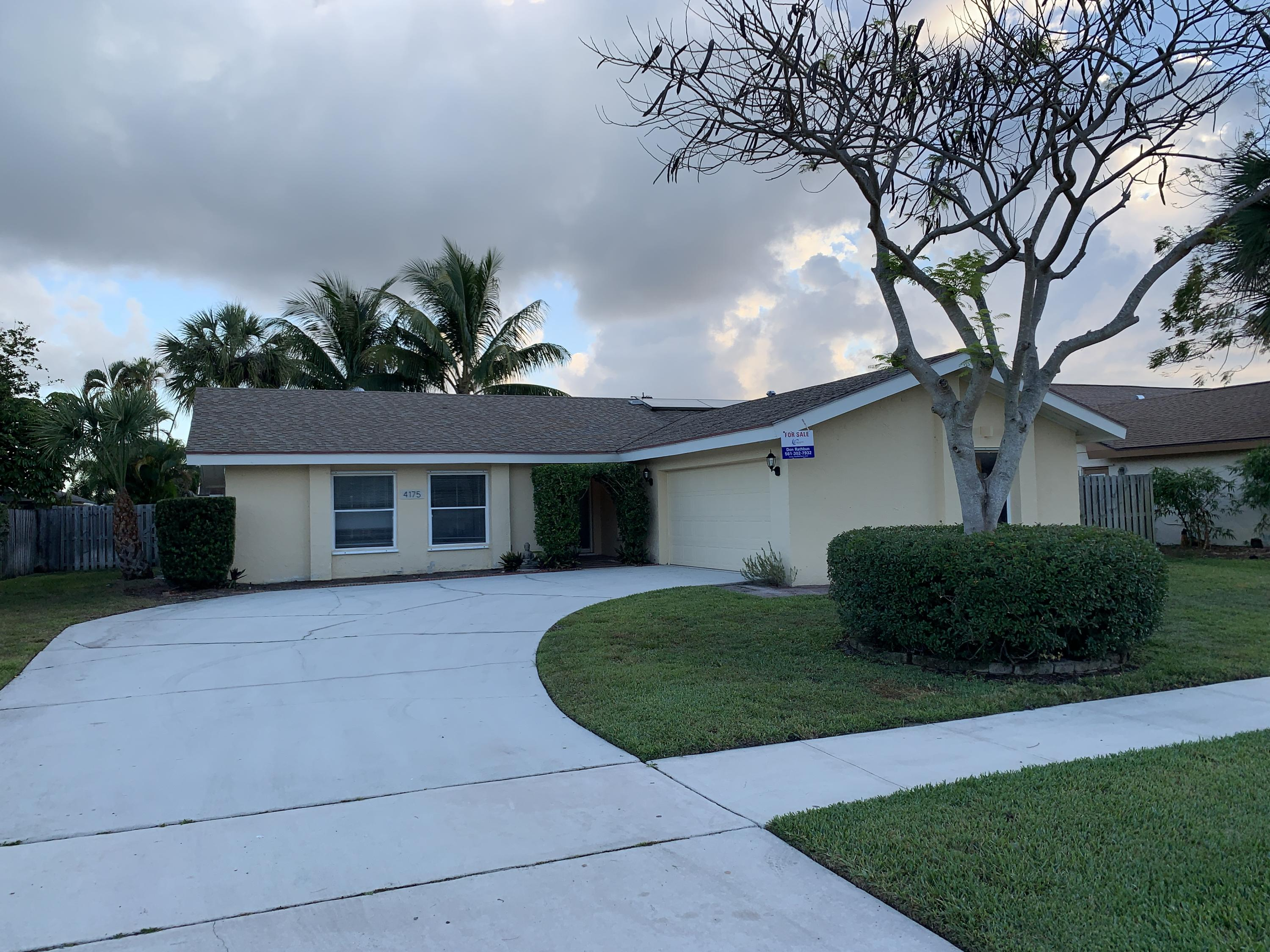 Home for sale in Pheasant Walk Boca Raton Florida