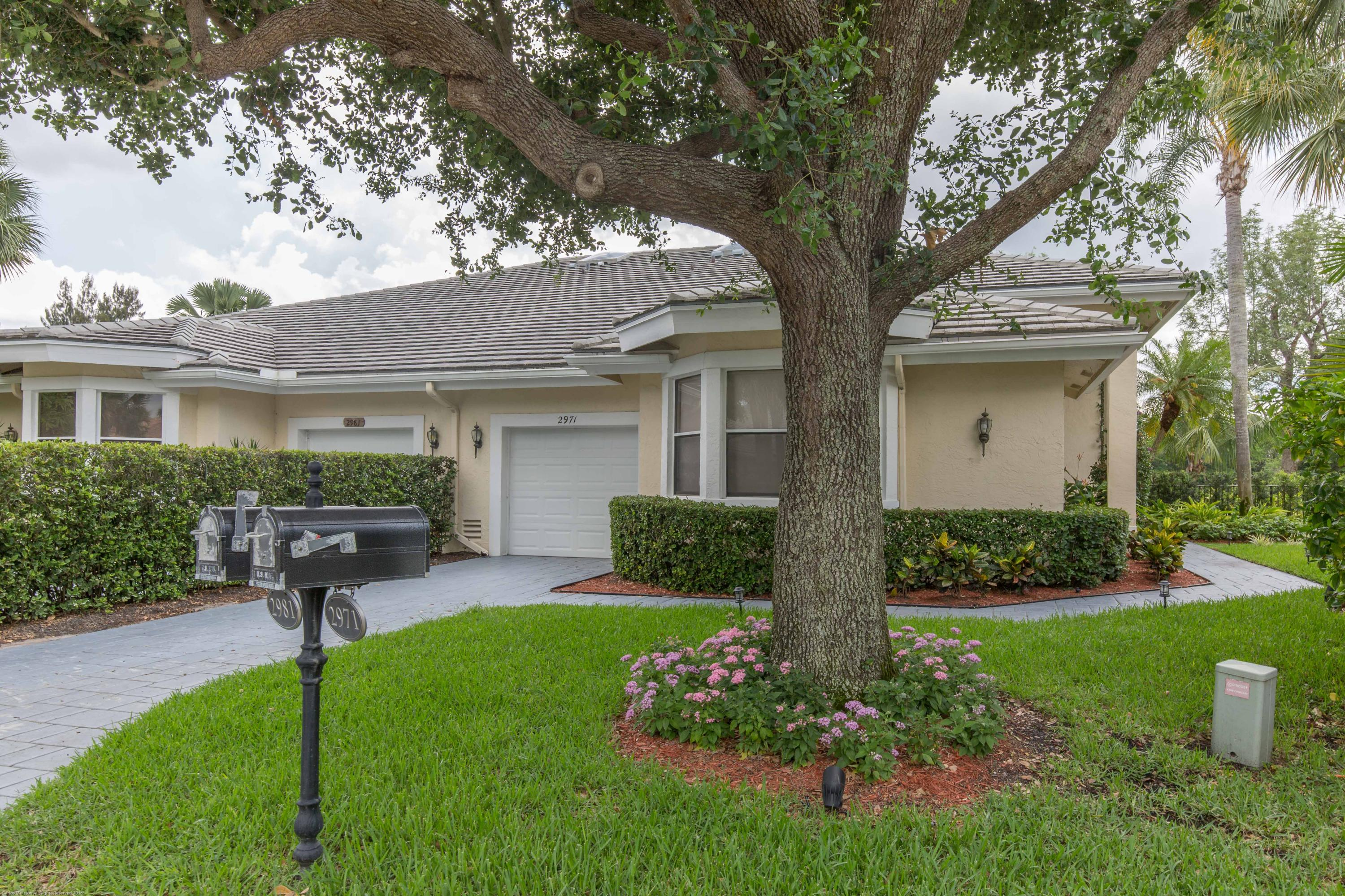 2971 Twin Oaks Way, Wellington, Florida 33414, 3 Bedrooms Bedrooms, ,2.1 BathroomsBathrooms,Villa,For Rent,Palm Beach Polo,Twin Oaks,1,RX-10524529