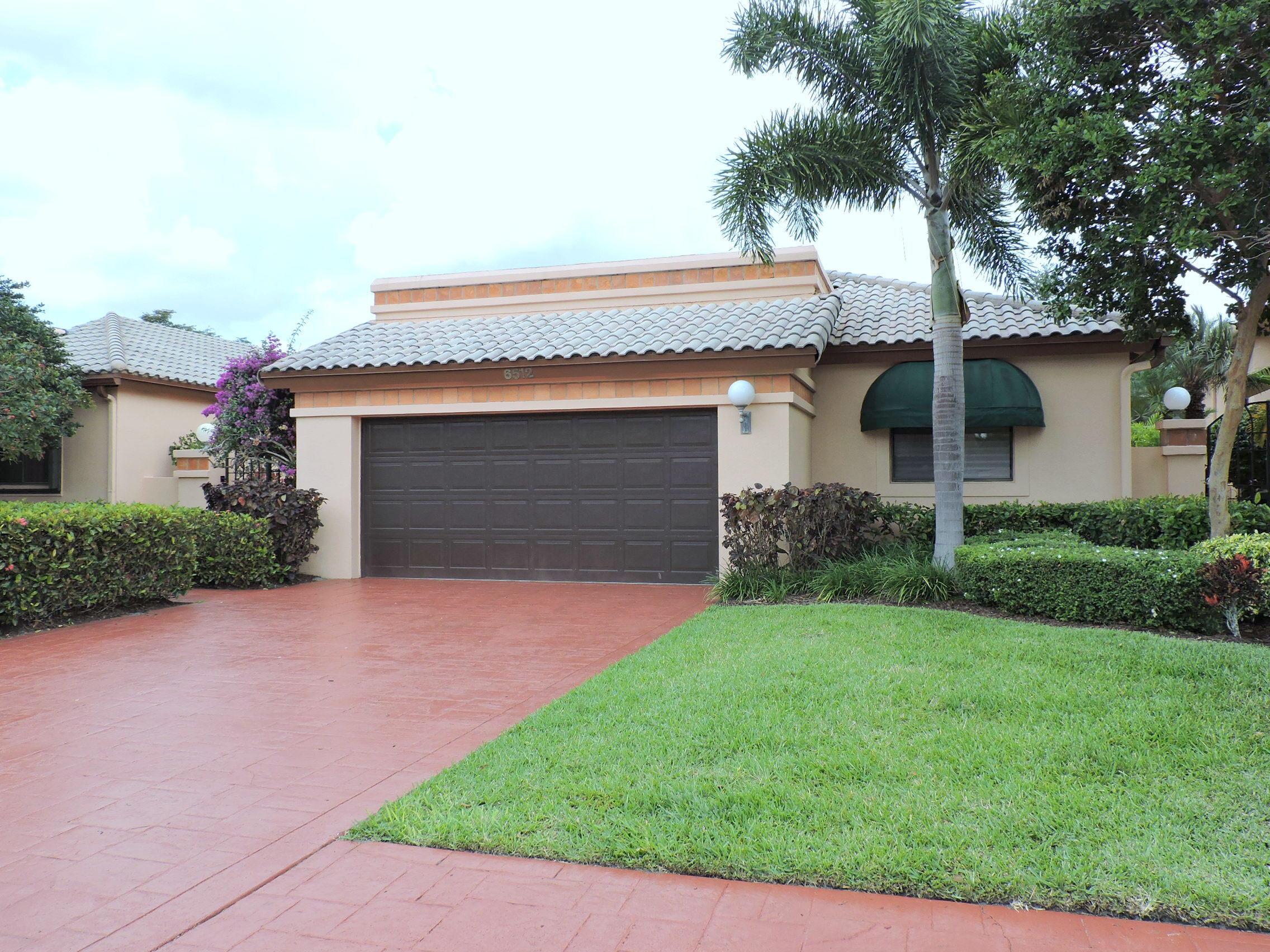 6512 Via Rosa Boca Raton, FL 33433
