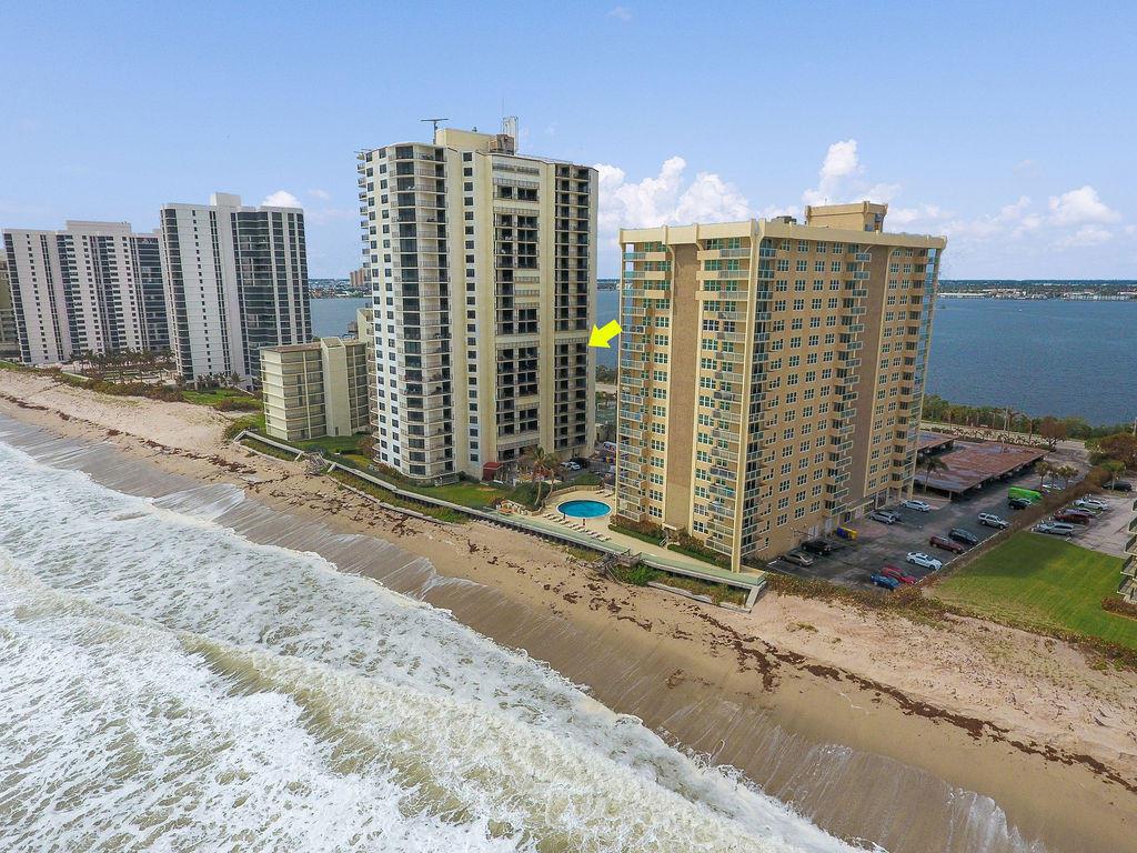 Photo of 5420 N Ocean Drive #1005, Singer Island, FL 33404