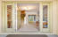 Front door tile walkway