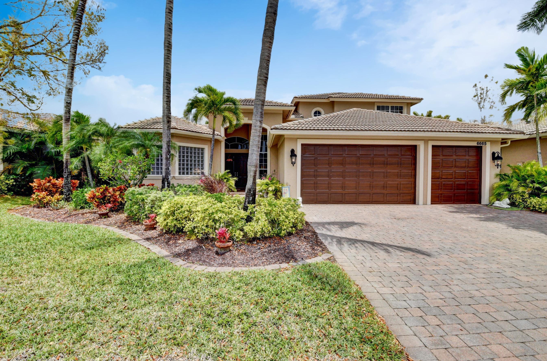 6665 Conch Court  Boynton Beach FL 33437