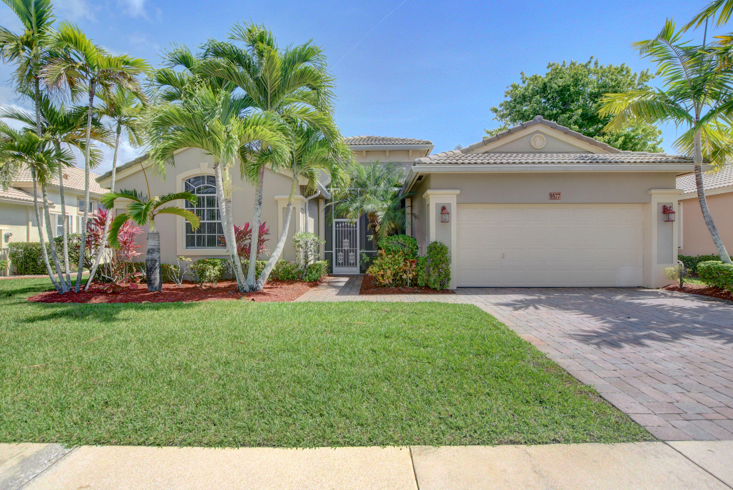 Home for sale in Baywinds/estates West Palm Beach Florida