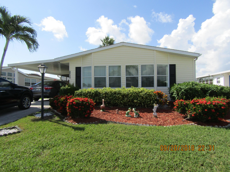 3717 Crabapple Drive, Port Saint Lucie, Florida 34952, 2 Bedrooms Bedrooms, ,2 BathroomsBathrooms,Mobile/manufactured,For Sale,Savanna Club,Crabapple,RX-10527818