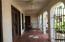 Courtyard Walkway