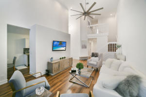 Fabulous Great Room w/ soaring ceiling