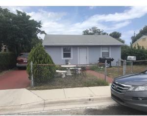 554 W 2nd Street, West Palm Beach, FL 33404