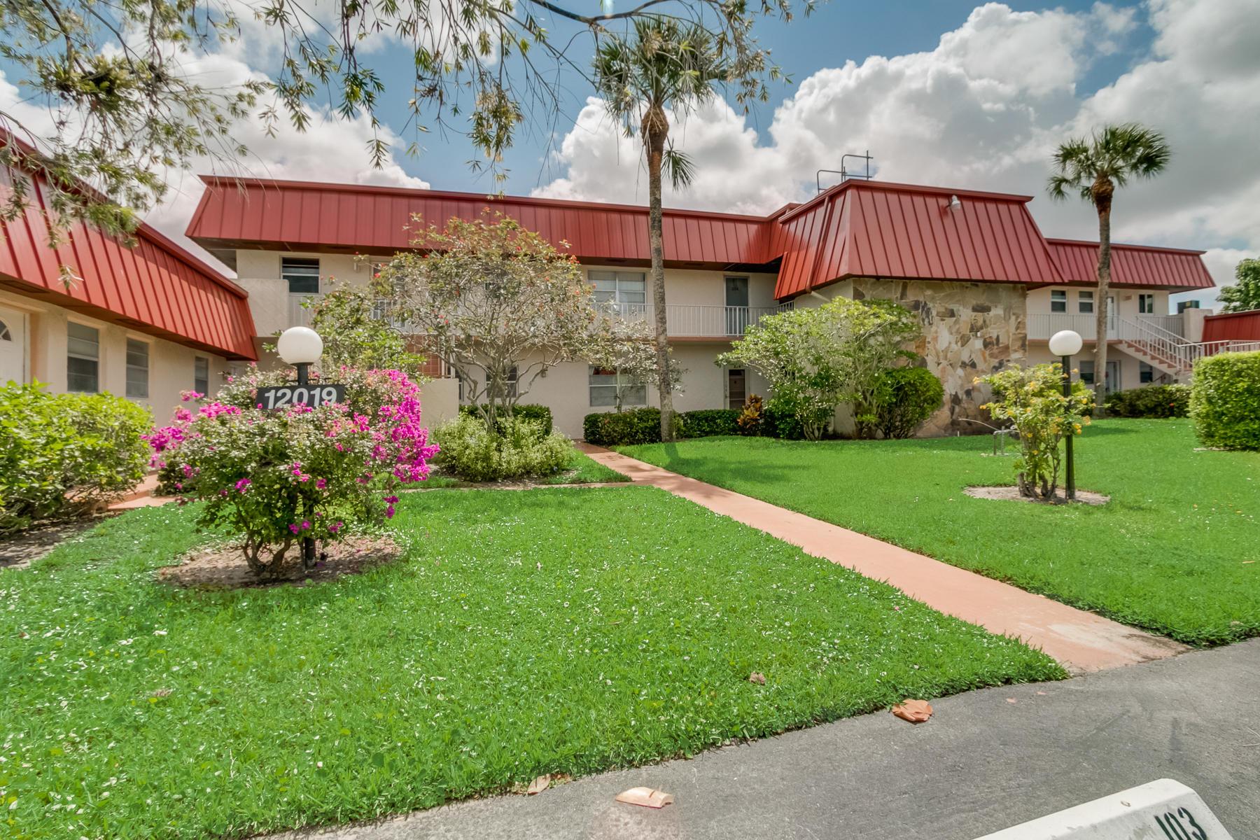 12019 Greenway Drive, Royal Palm Beach, Florida 33411, 2 Bedrooms Bedrooms, ,2 BathroomsBathrooms,Condo/Coop,For Sale,Greenway,2,RX-10529337