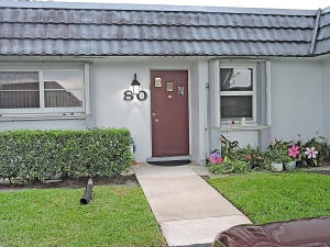2886 Fernley Drive E, 80, West Palm Beach, FL 33415