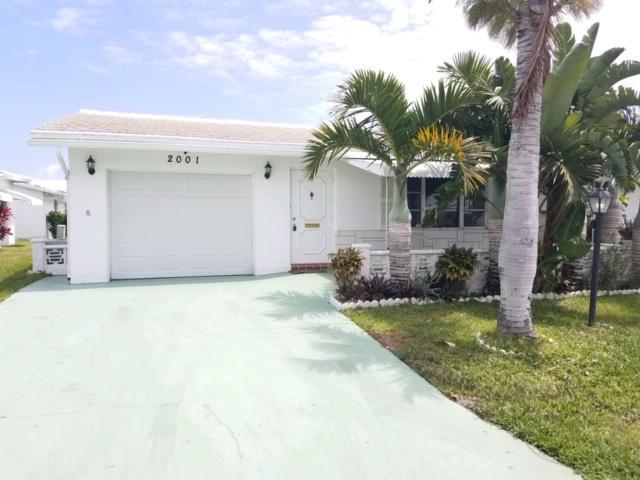 2001 16th Avenue, Boynton Beach, Florida 33426, 2 Bedrooms Bedrooms, ,2 BathroomsBathrooms,Single Family,For Sale,16th,RX-10530242