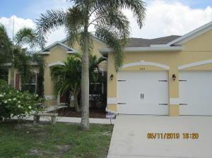 520 SW Dailey Avenue, Port Saint Lucie, FL 34953