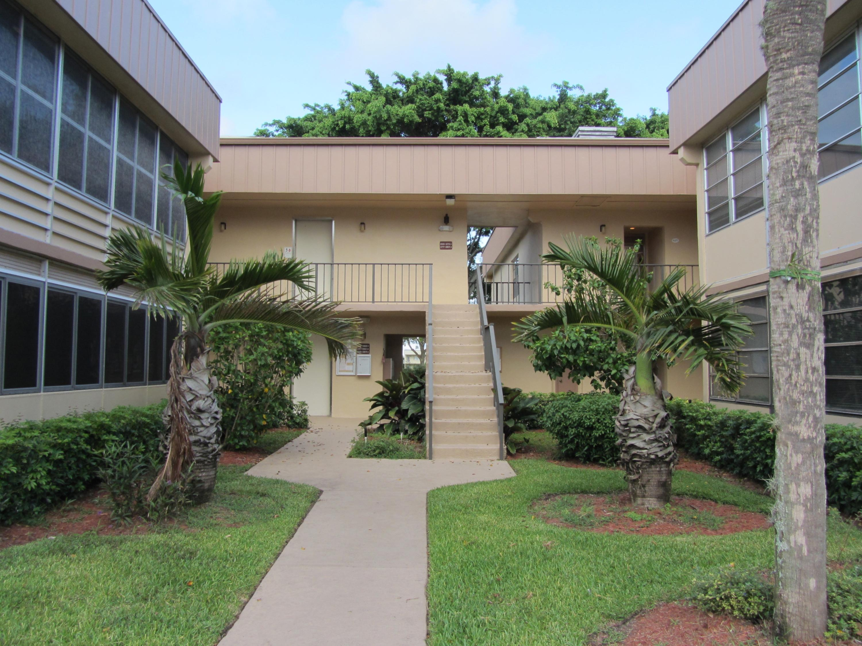 Delray Beach- Florida 33484, 1 Bedroom Bedrooms, ,1 BathroomBathrooms,Residential,For Sale,Capri F,RX-10530091