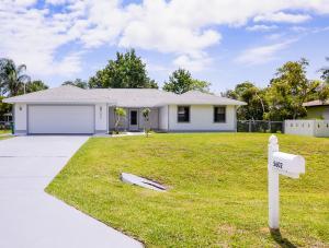 5602 Myrtle Drive, Fort Pierce, FL 34982