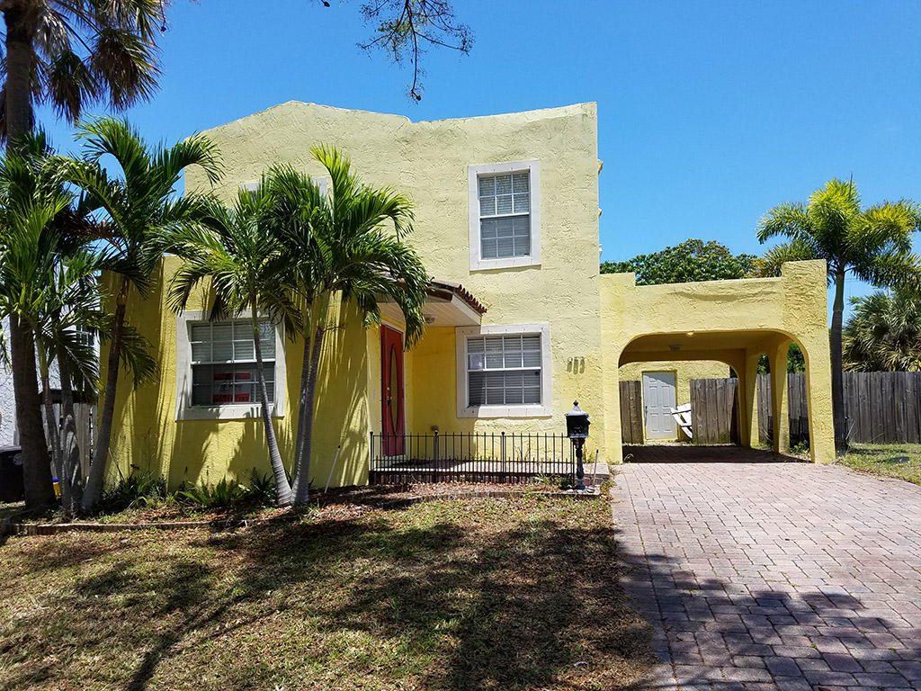 West Palm Beach- Florida 33407, 2 Bedrooms Bedrooms, ,1 BathroomBathrooms,Residential,For Sale,39th,RX-10530206