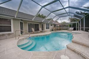 Screened Enclosed Pool