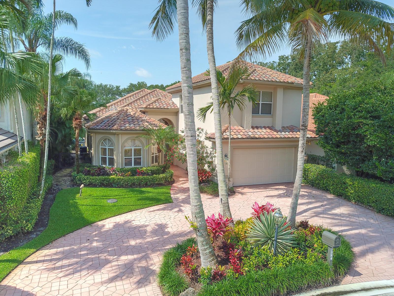 3394 Degas Drive Palm Beach Gardens FL 33410