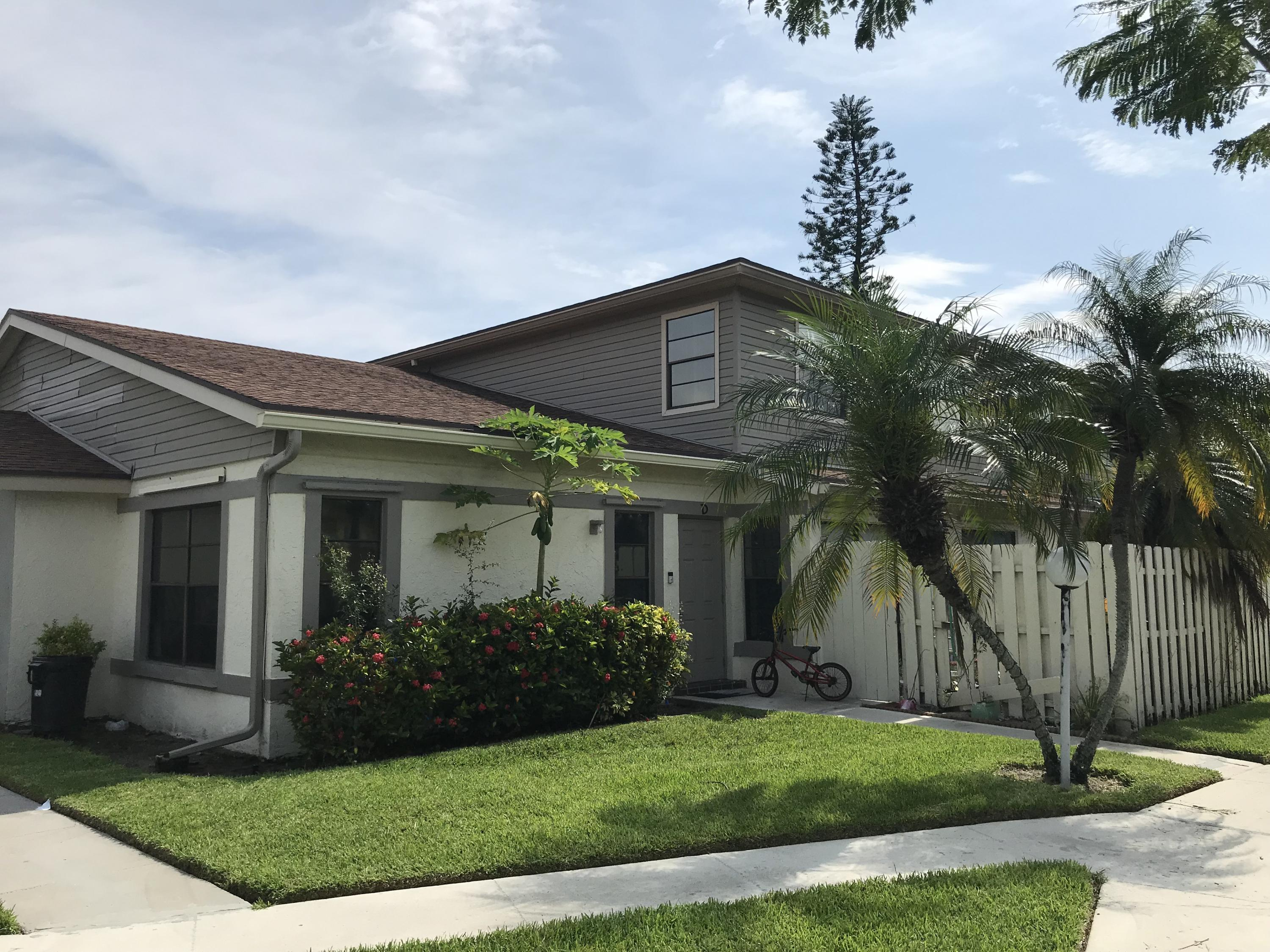 Home for sale in LAKESIDE GREEN 5 West Palm Beach Florida