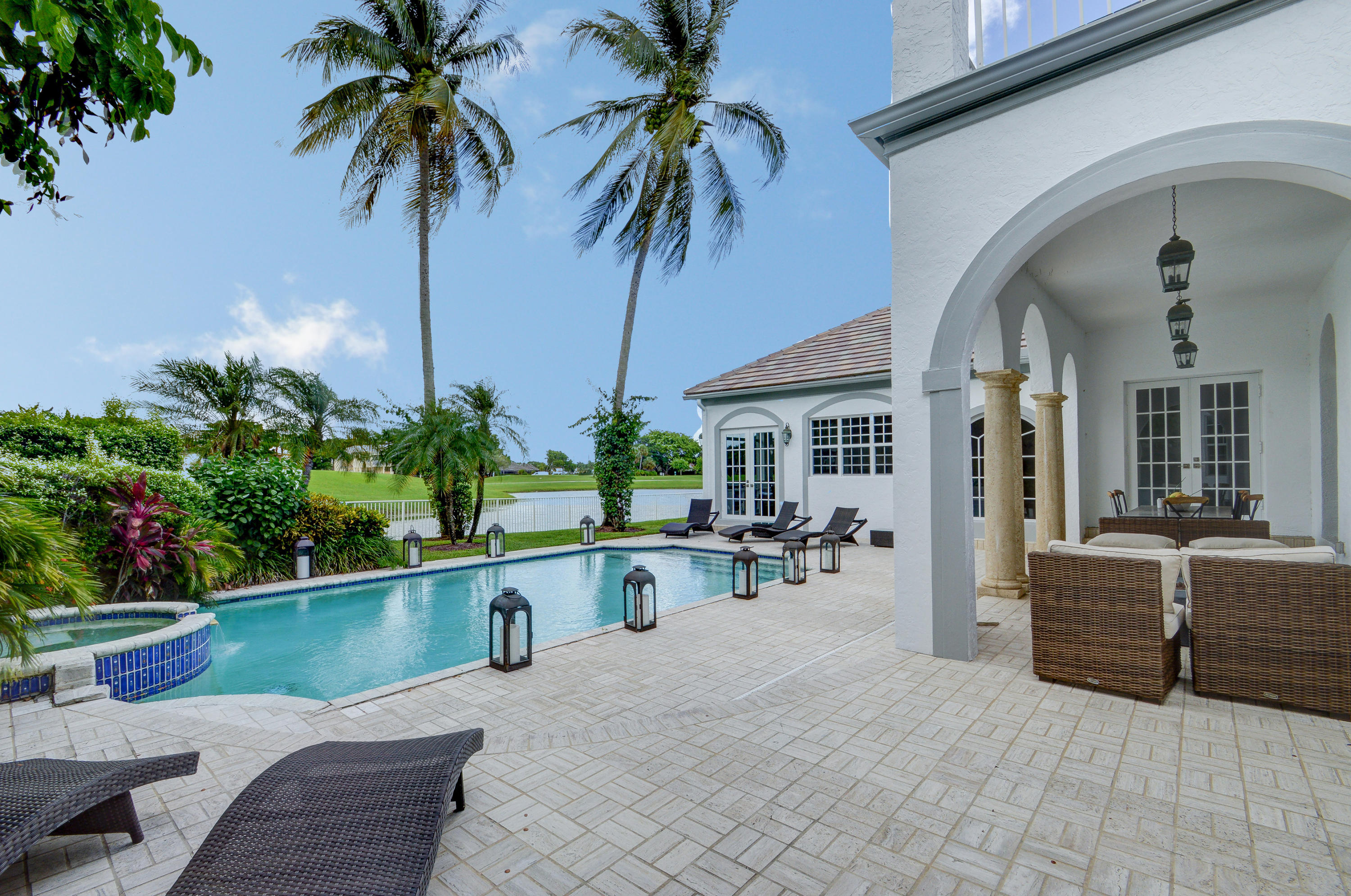 2377 Golf Brook Drive, Wellington, Florida 33414, 5 Bedrooms Bedrooms, ,6.1 BathroomsBathrooms,Single Family,For Rent,Palm Beach Polo & CC,Golf Brook,RX-10531363