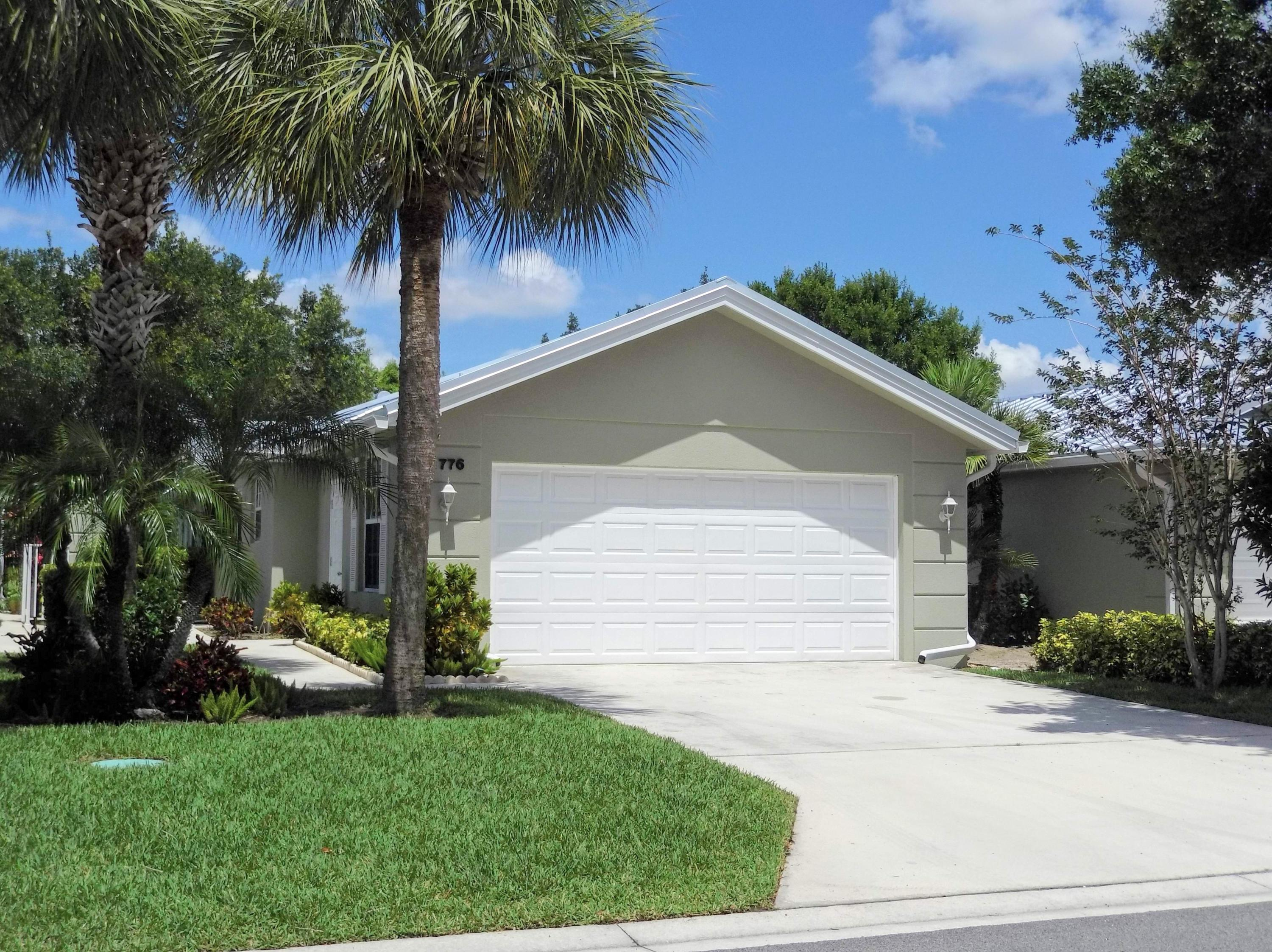 Home for sale in MEADOWS PARCEL 60A Palm City Florida