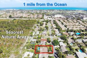Boynton Beach 4 Bedroom Home For Sale Only 1 Mile From The Ocean
