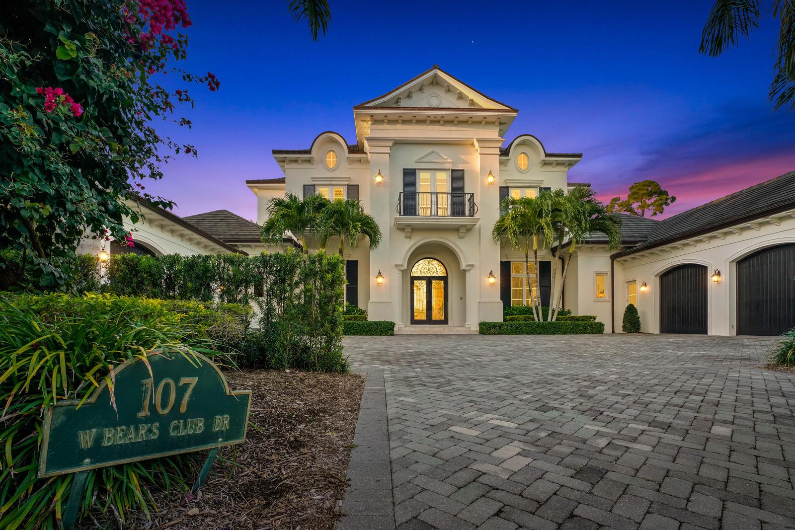 Jupiter, Florida 33477, 6 Bedrooms Bedrooms, ,8 BathroomsBathrooms,Residential,For Sale,Bears Club,RX-10532790
