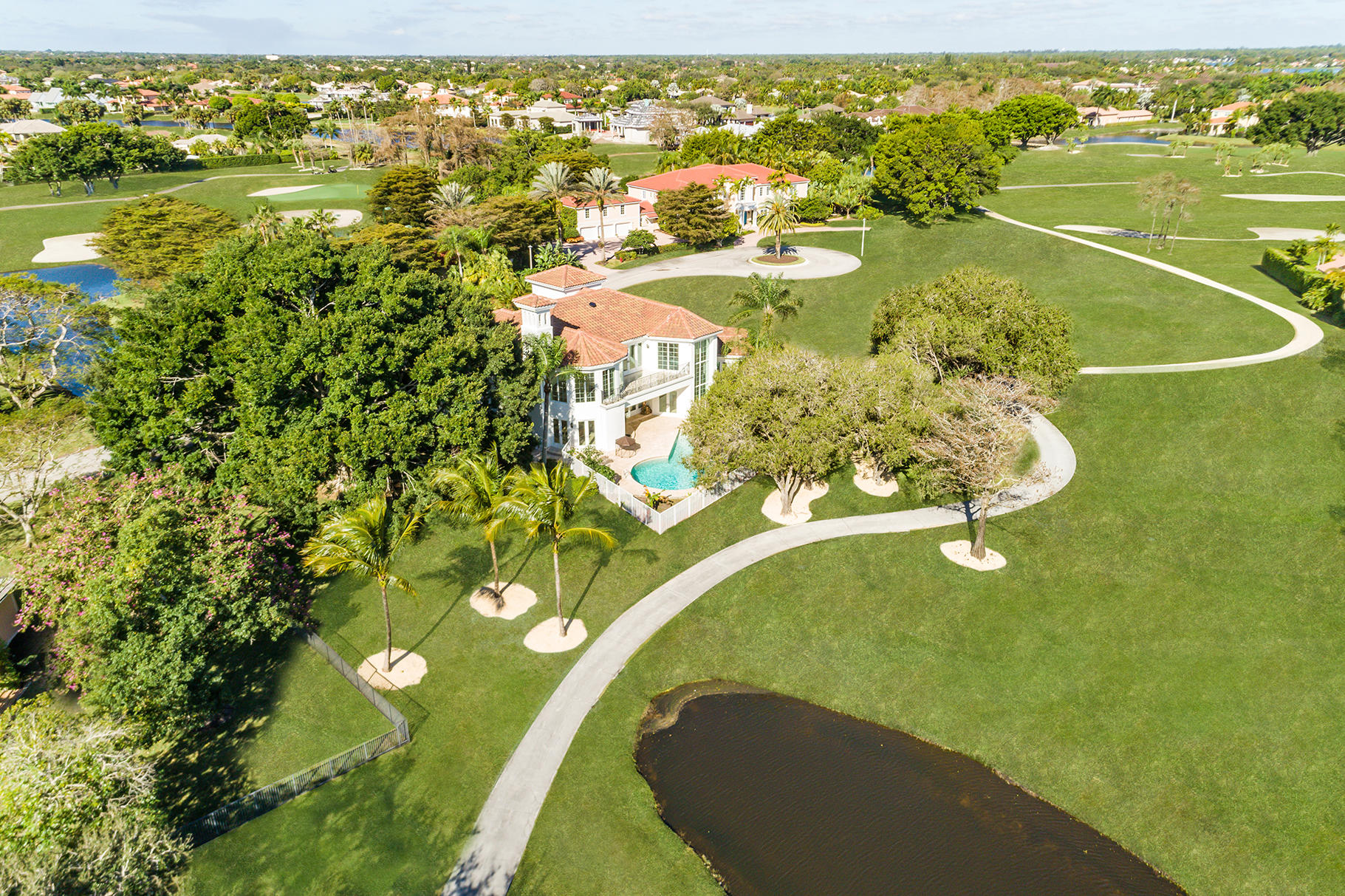 2410 Muir Circle, Wellington, Florida 33414, 5 Bedrooms Bedrooms, ,5 BathroomsBathrooms,Single Family,For Rent,Palm Beach Polo Country Club,Muir,RX-10534999