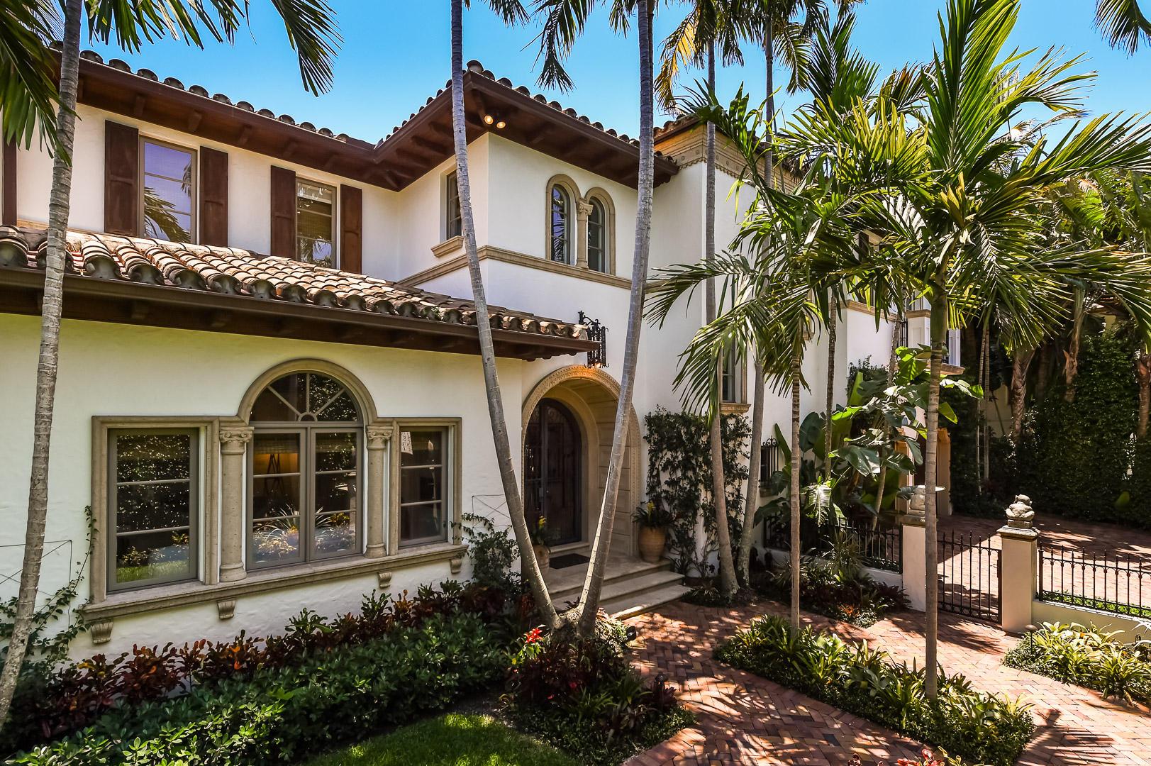 346 Brazilian Avenue, Palm Beach, Florida 33480, 4 Bedrooms Bedrooms, ,5.1 BathroomsBathrooms,Single Family,For Sale,Brazilian,RX-10533206