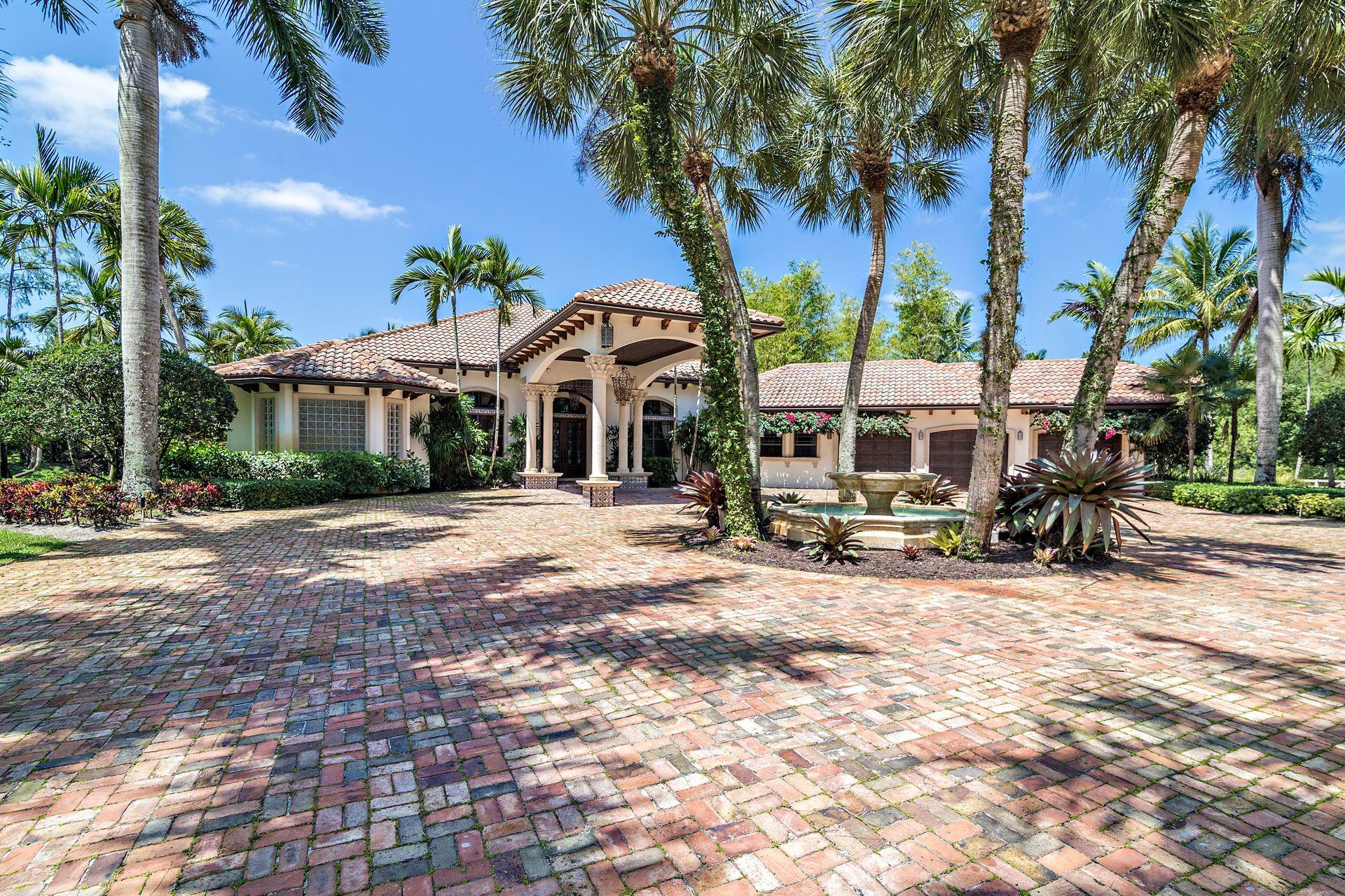 Home for sale in Caloosa Palm Beach Gardens Florida