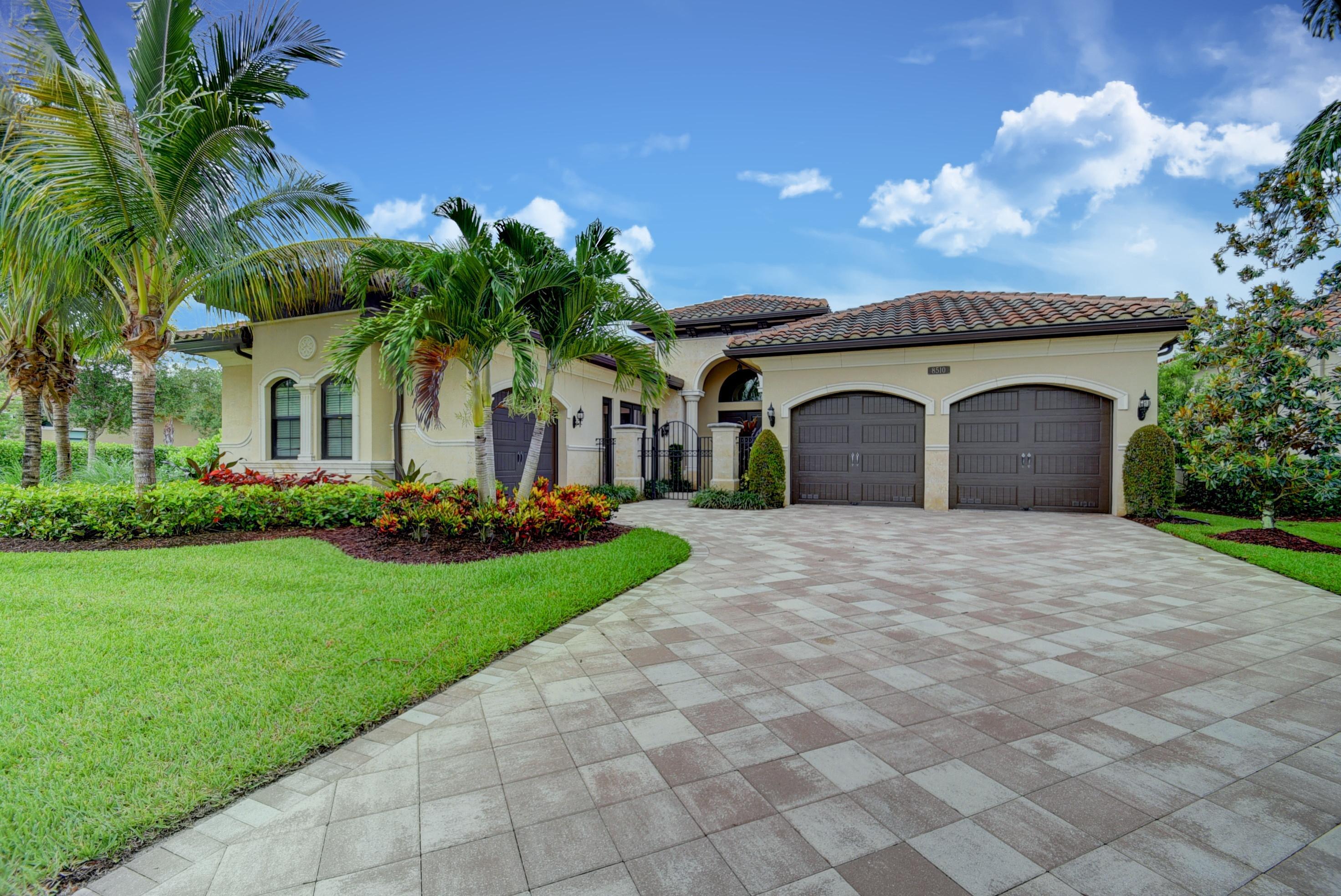 Photo of 8510 Hawks Gully Avenue, Delray Beach, FL 33446