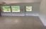 open floor plan, all tile