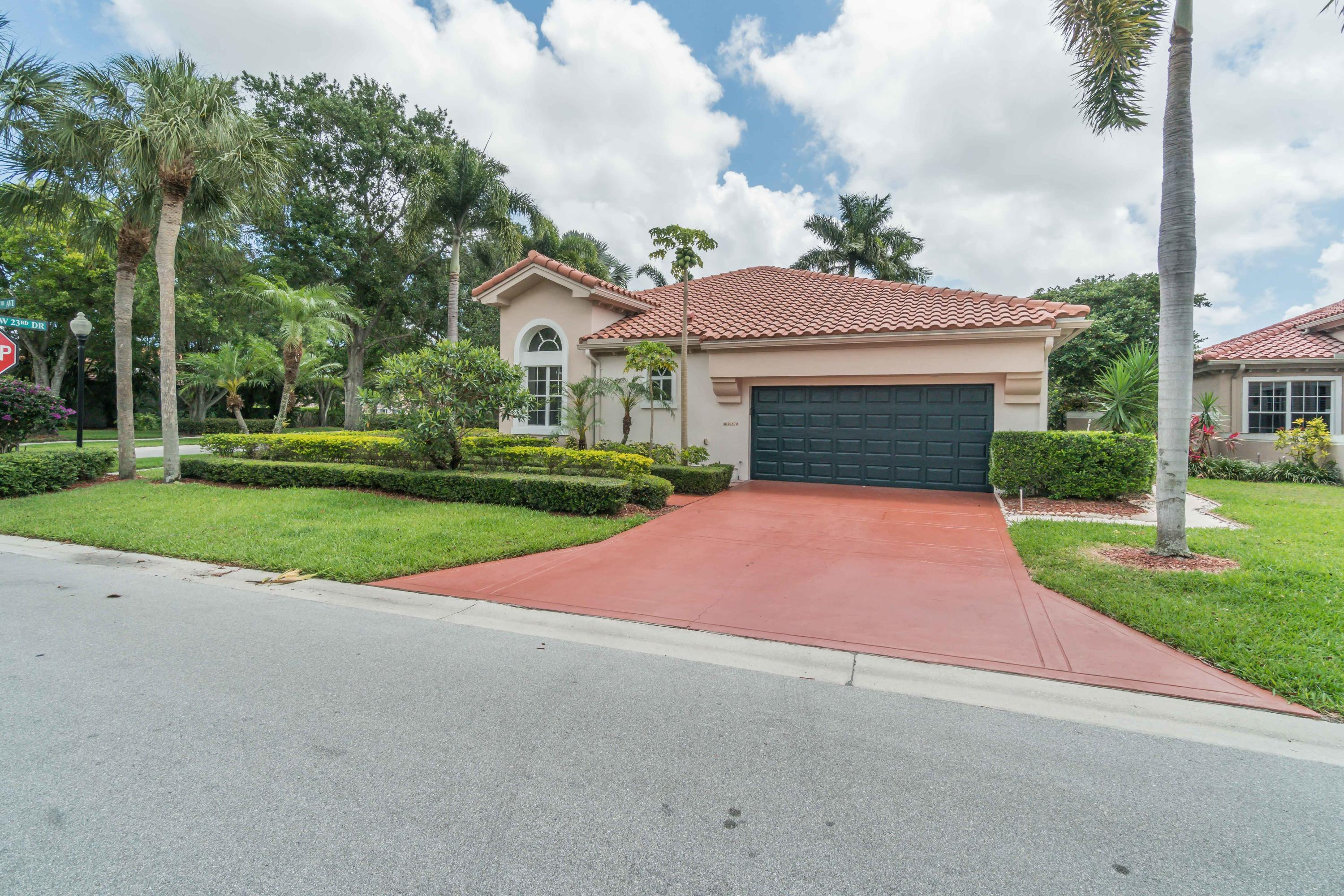 Photo of 20678 NW 26th Avenue, Boca Raton, FL 33434