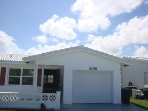 2105 SW 23rd Court, Boynton Beach, FL 33426