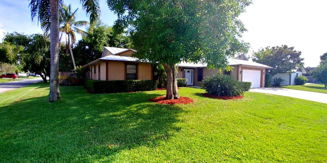 Home for sale in Fox Run Palm City Florida