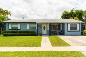 449 Santa Anna Drive, Palm Springs, FL 33461