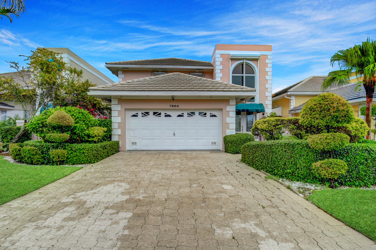 Photo of 7800 Travelers Tree Drive, Boca Raton, FL 33433