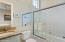 Combo Tub/Shower is This Guest Bath