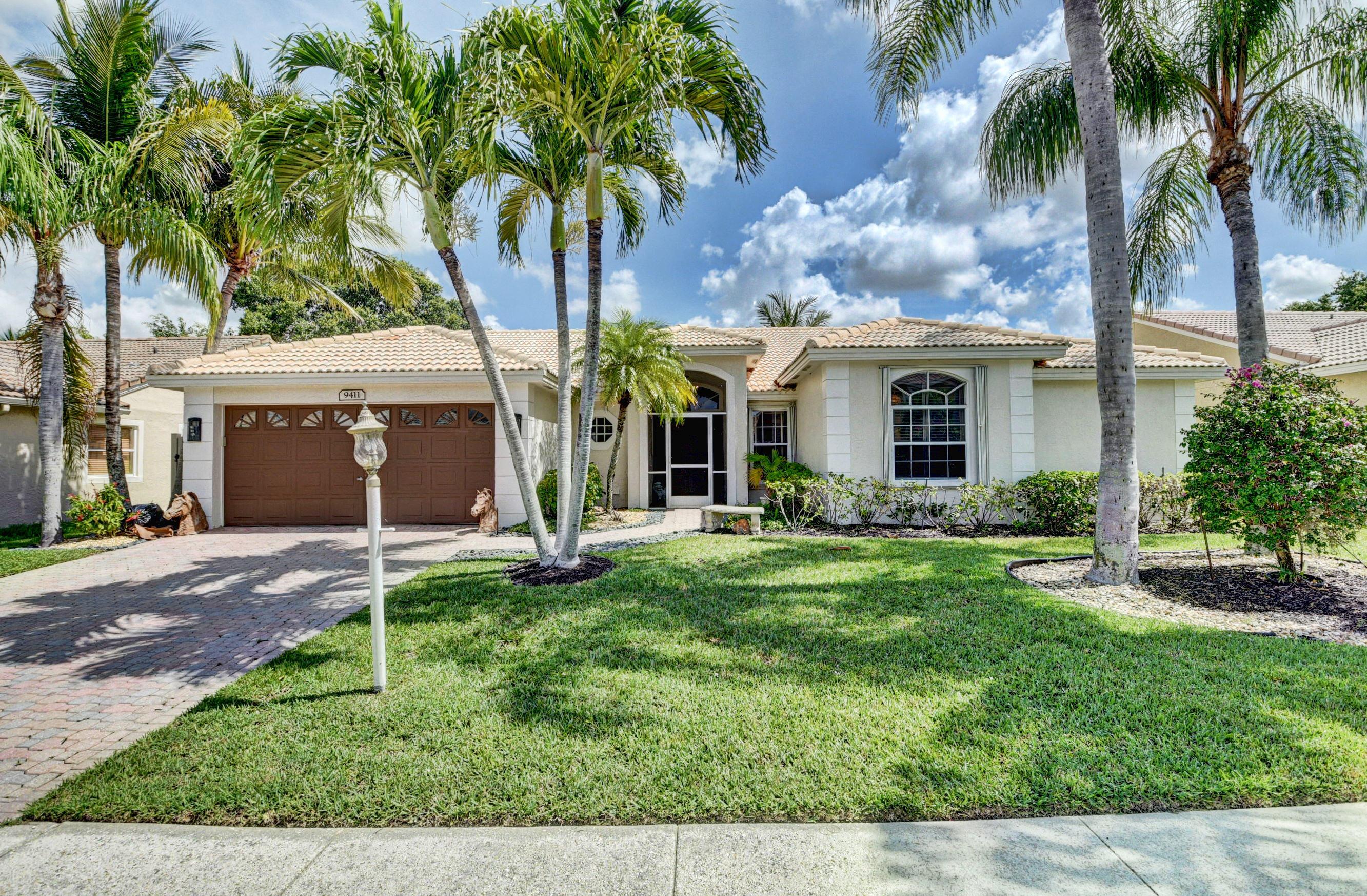 9411 Lake Serena Drive Boca Raton, FL 33496